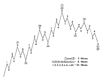 Elliot Wave Cycle