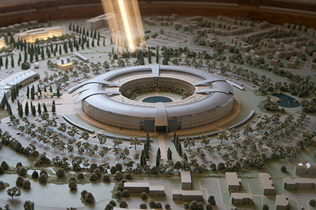 New Gchq Building Cheltenham