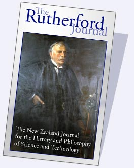 Volume 1, 2005-2006 - The Rutherford Journal - By ...